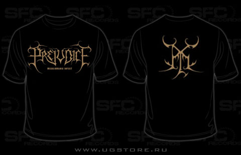 Prejudice - Megalomanic Infest (T-Shirt)