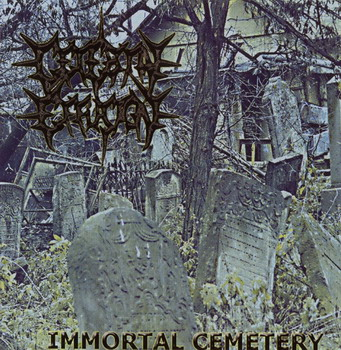 Offalmincer / Cerebral Effusion - Disemboweling Of Intestines / Immortal Cemetery