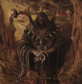 Various Artists - Disguised Masters Of Pain. Compilation