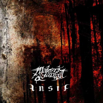 Majestic Downfall / Ansia - Split