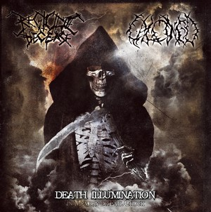Regicide Decease / Calcined - Split. Death Illumination - In Memory of Evil Chuck