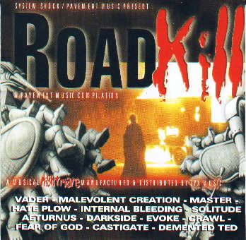 Various Artists - Roadkill-A Pavement Music Compilation