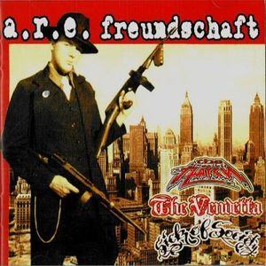 Pauki, The / Vendetta / Sick of society - A.R.E. Freundschaft