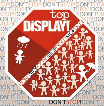 Top Display! (Origami) - Don't Stop