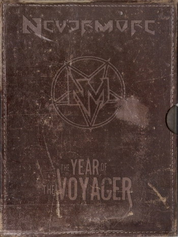 Nevermore - The Year Of The Voyager (ltd. edition)