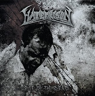 Hateprison - Rise of the dead