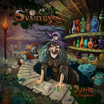 Svartby - Swamp My Neighbour