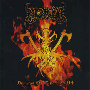 North - Demo'ns Of Fire 93/94