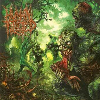 Human Filleted - Blunt Force Embludgeonment