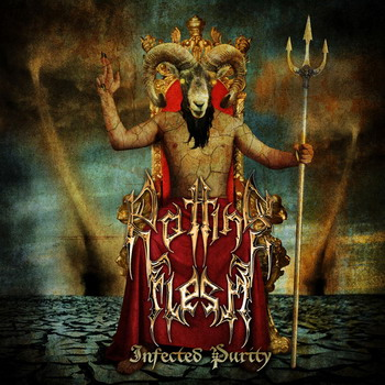 Rotting Flesh - Infected Purity