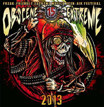 Various Artists - Obscene Extreme. 2013