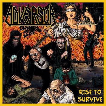 Adversor - Rise To Survive