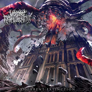 Visions Of Disfigurement - Abhorrent Extiction