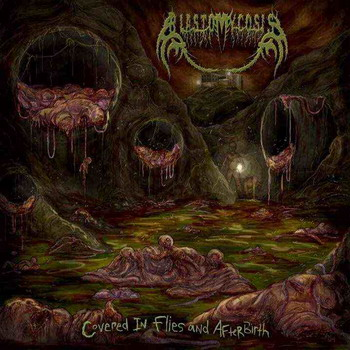Blastomycosis - Covered In Files And Afterbirth