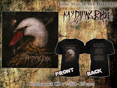 My Dying Bride - Long Stay In The Darkness. A Tribute To (combo pack)