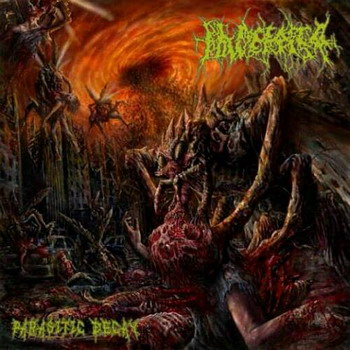 Placenta Powerfist - Parasitic Decay