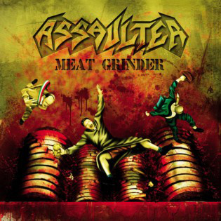 Assaulter - Meat Grinder