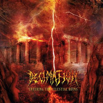 Decimation - Entering The Celestial Ruins