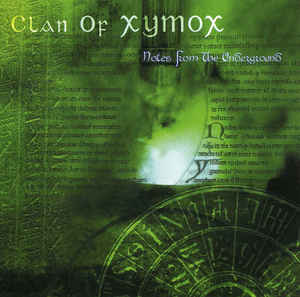 Clan Of Xymox - Notes From The Underground