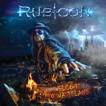 Rubicon - Welcome To Wasteland
