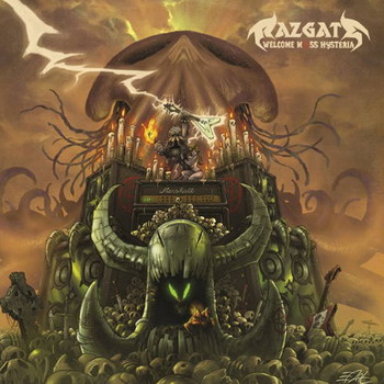 Razgate - Welcome Mass Hysteria