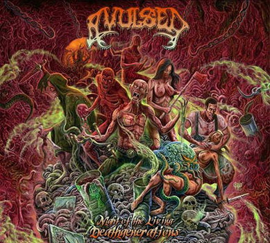 Avulsed - Night of the Living Deathgenerations