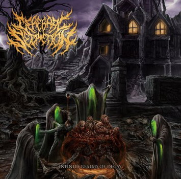 Cerebral Secretion - Infinite Realms Of Decay
