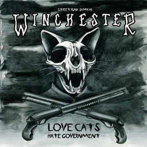 Winchester - Love Cats / Hate Goverment