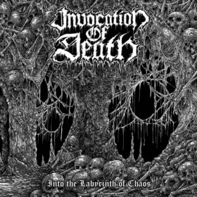 Invocation Of Death - Into The Labyrinth Of Chaos
