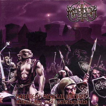 Marduk - Heaven Shall Burn... When We Are Gathered
