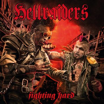 Helltraiders - Fighting Hard