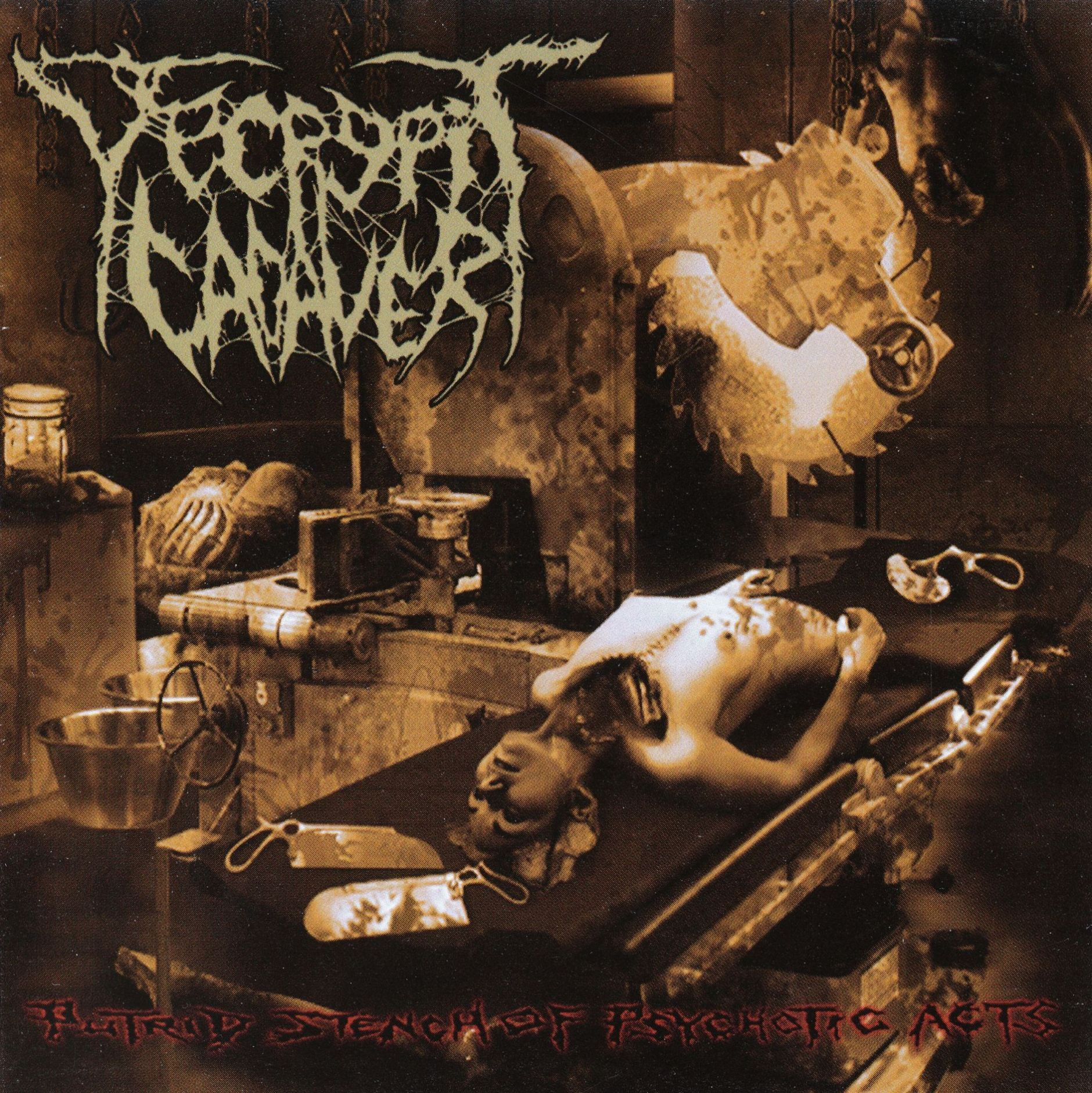 "Decrepit Cadaver ""Putrid Stench Of Psychotic Acts"""